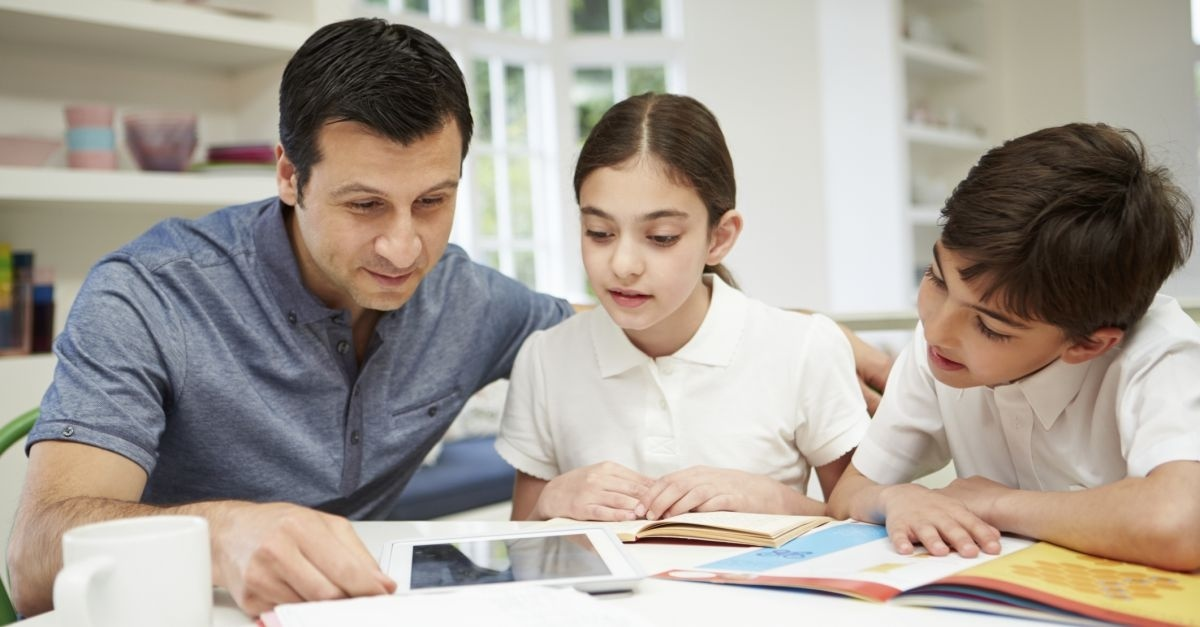 How to Create a Restful Homeschool