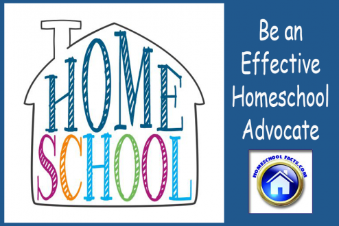 How to Be an Effective Homeschool Advocate