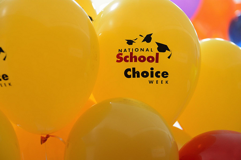 National School Choice Week – January 21-27, 2018