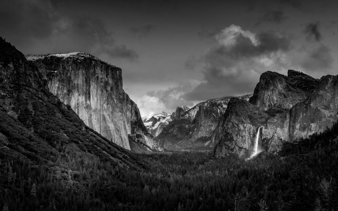 Ansel Adams Summer Assignment