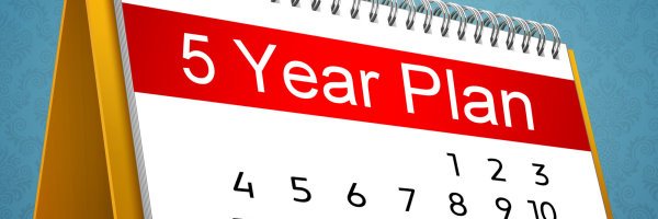 Creating a 5 Year Plan for Homeschool