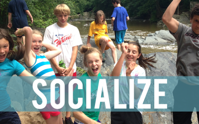 How Do Homeschoolers Socialize?