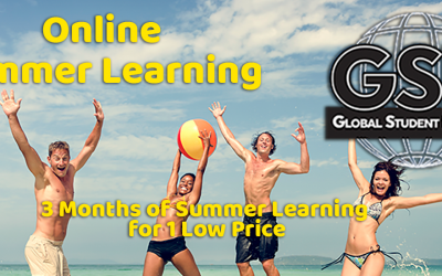 Online Summer Learning from Global Student Network