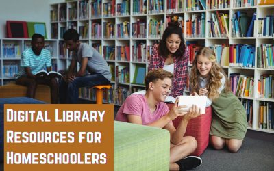 Digital Library Resources for Homeschoolers