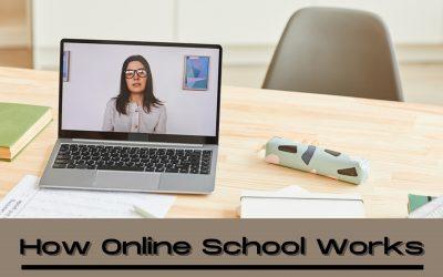 How Online School Works