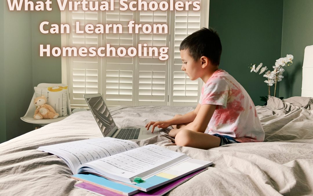 What Virtual Schoolers Can Learn from Homeschooling