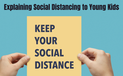 Explaining Social Distancing to Young Kids
